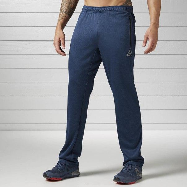 Спортивные брюки Workout Ready Elitage Group Melange Open Hem