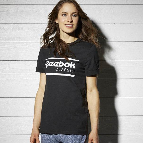 Спортивная футболка Reebok Classic Graphic