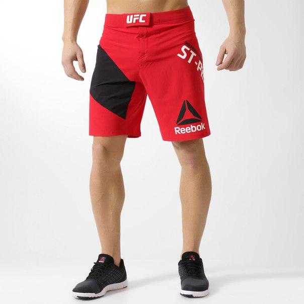 Спортивные шорты UFC Georges St-Pierre Octagon