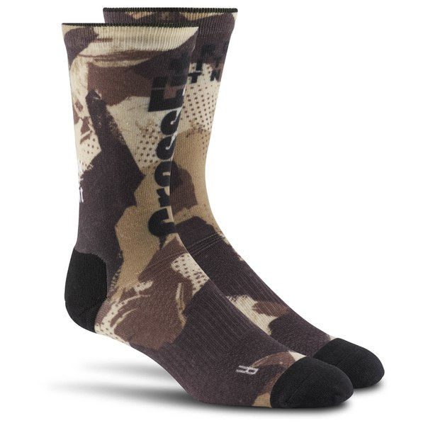 Носки Reebok CrossFit Men Camo Crew