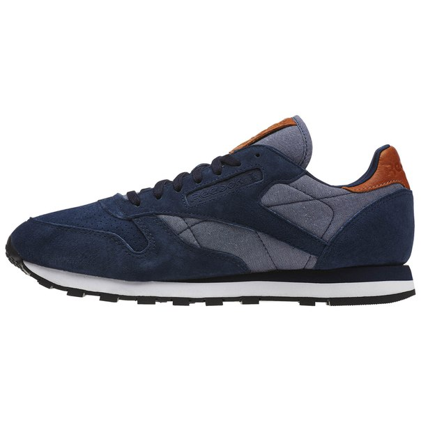 Кроссовки Classic Leather Chambray
