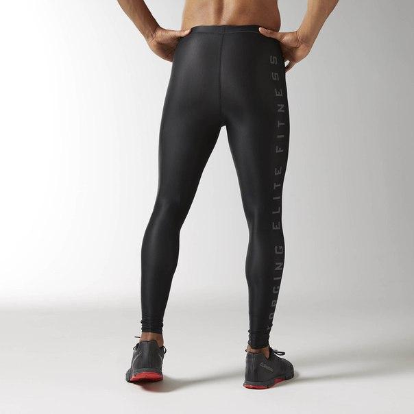 Компрессионные брюки Reebok CrossFit