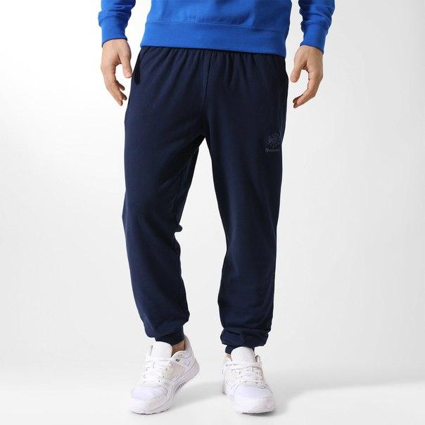 Спортивные брюки из джерси