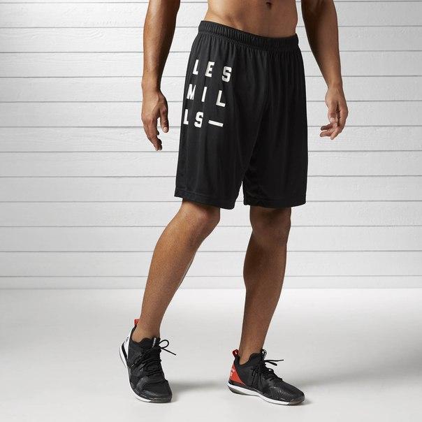 Спортивные шорты LES MILLS™