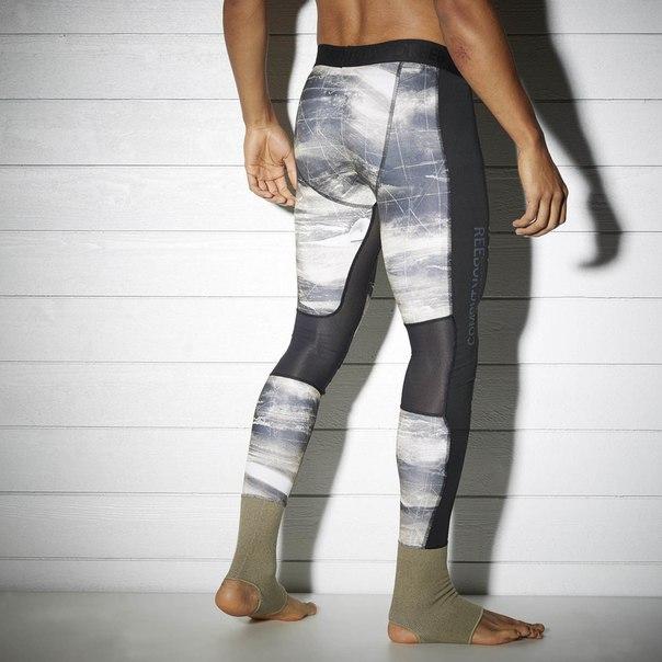 Компрессионные брюки Reebok Combat Ankle Lock
