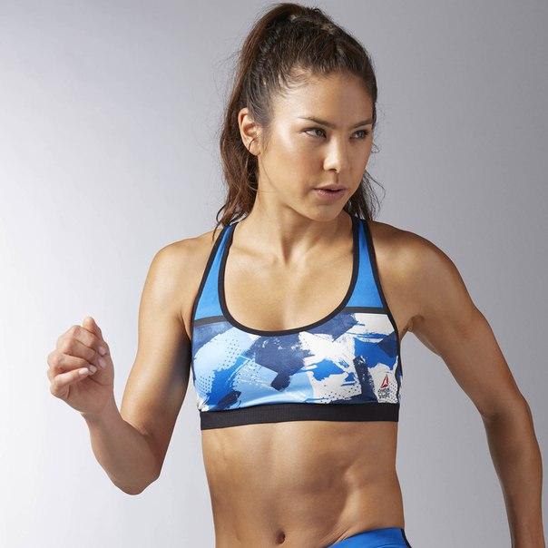 Спортивный бюстгальтер Reebok CrossFit Proud Chest II