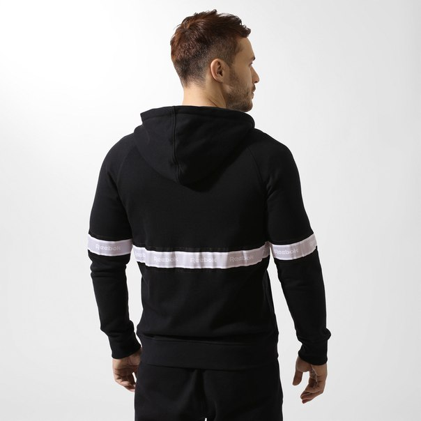 Худи Taped Full Zip