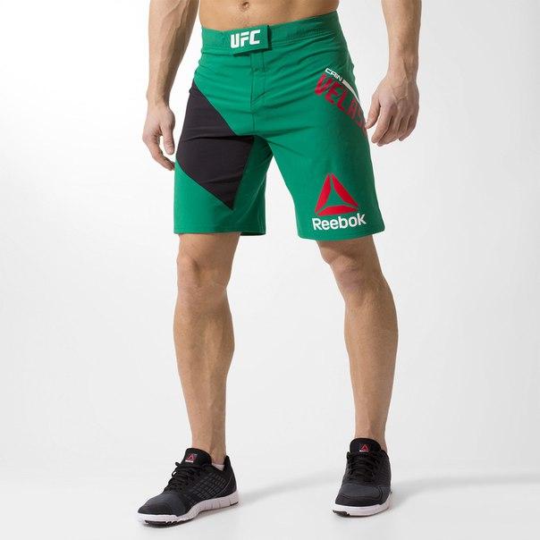 Спортивные шорты UFC Cain Velasquez Octagon