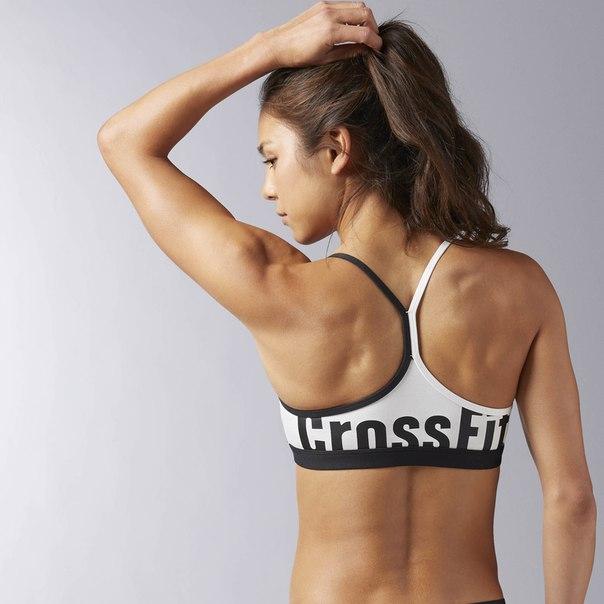 Спортивный бюстгальтер Reebok CrossFit Front Rack