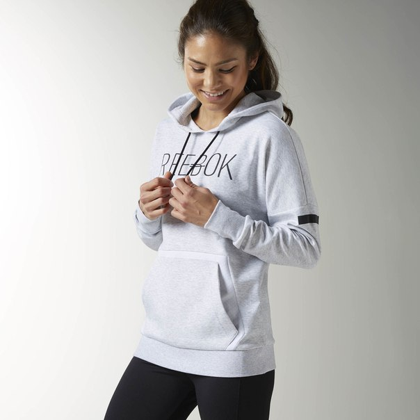 Худи Workout Ready Cotton Series Graphic Pullover