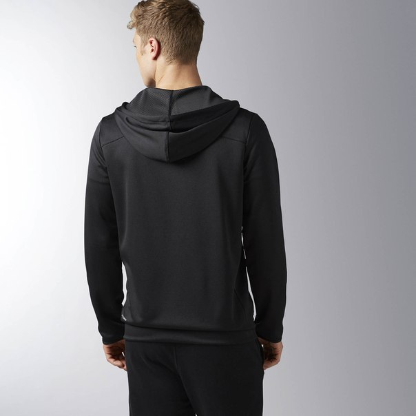 Худи Workout Ready Elitage Group Full Zip