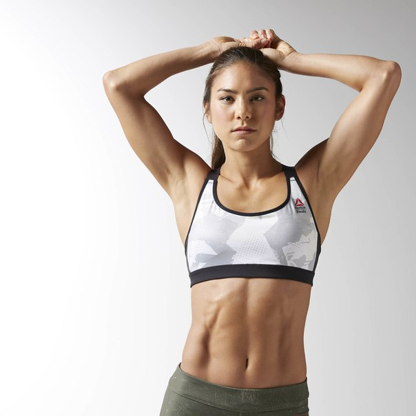 Спортивный бюстгальтер Reebok CrossFit High Impact
