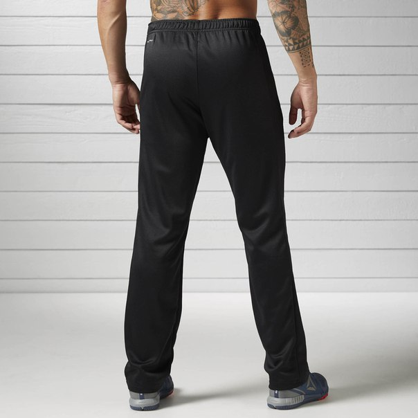 Спортивные брюки Workout Ready Elitage Group Melange Open Hem
