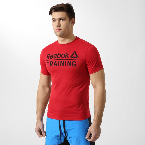 Спортивная футболка Reebok Training Speedwick