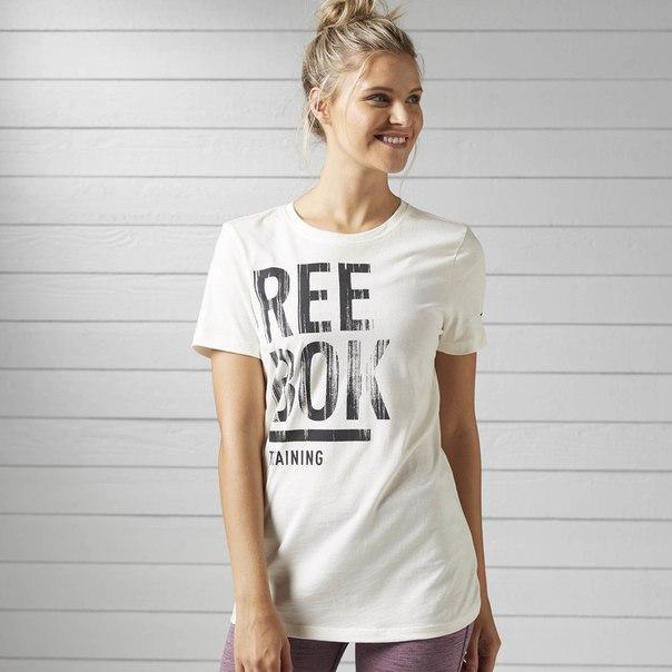 Спортивная футболка Reebok Training Split