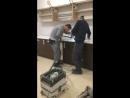 Установка Столешницы tristone f104 BREMBOSS