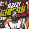 Azizi Gibson x BOUND // @RED Москва // 28.04.17