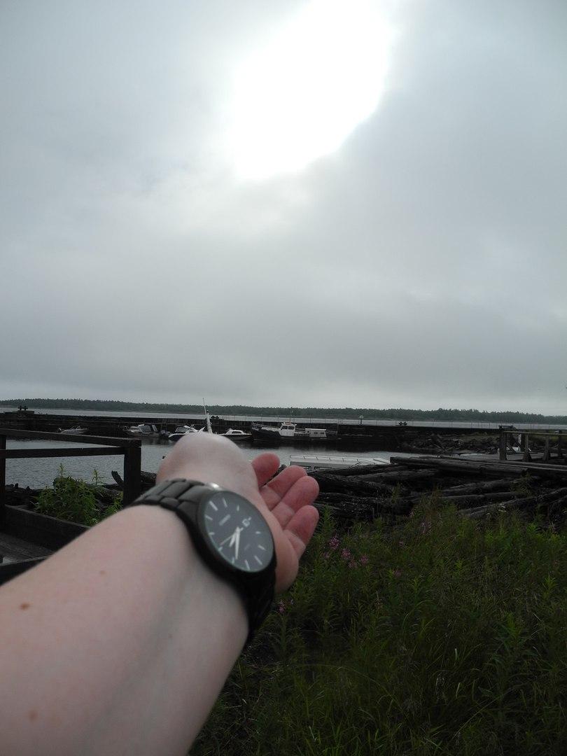 В один мой день от Белого до Баренцева моря