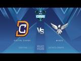 Digital Chaos vs Wings - ESL One Genting, Группа B [Lex, 4ce]