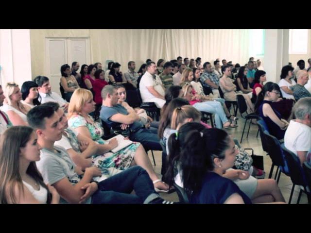 Израиль и Церковь - проповедует Борис Кохан (пастор Белгородской христианской церкви) - YouTube