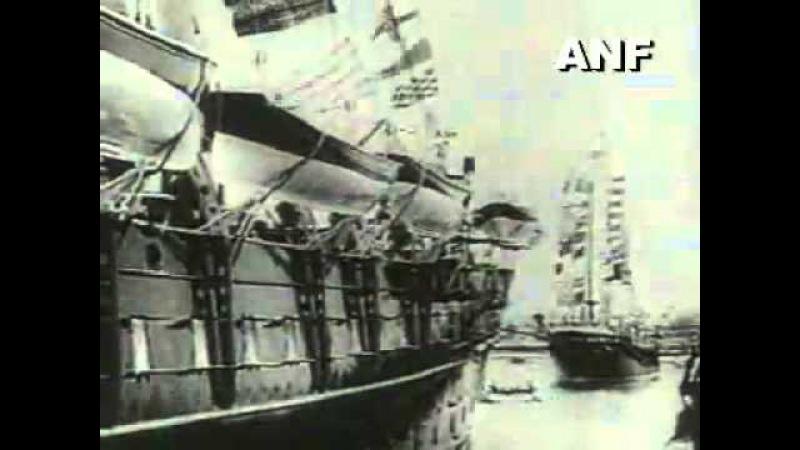 Vizita Țarului Nicolae al II-lea la Constanța, 1914