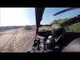Apache POV Flight