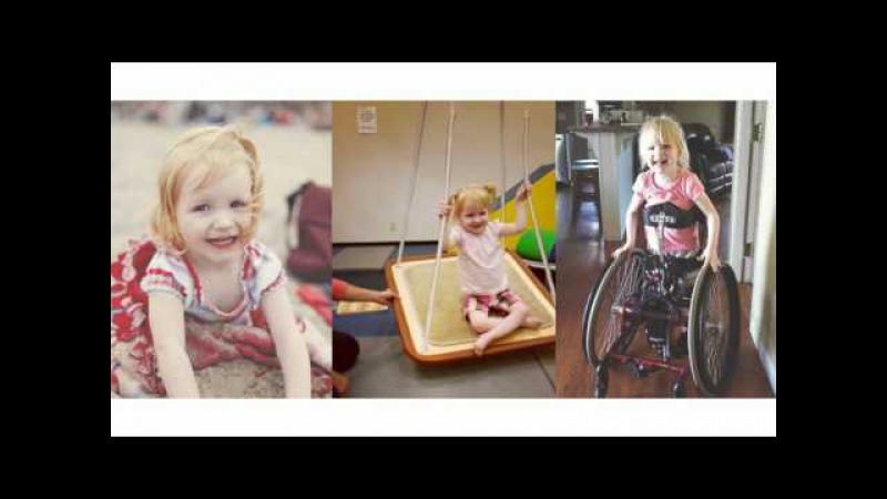 4 Year Old's Journey With Cerebral Palsy