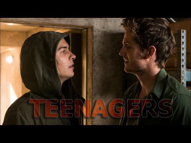 Troy Nick || Teenagers [3x14]