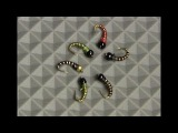 Zebra Midge, Beginner's Fly Tying Series, Episode 11, Holsinger's Fly Shop
