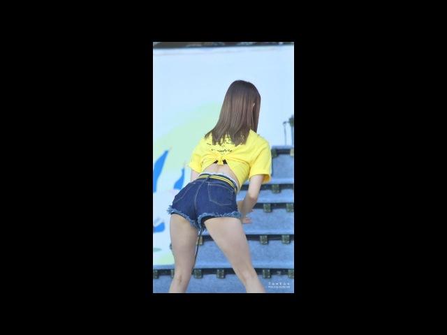 161009 EXID 정화 '위아래(UP DOWN)' @ 함께해U페스티벌 KPOP FANCAM 직캠 by TaeEon