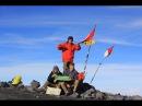 Vlog #11. Восхождение на вулкан Семеру, остров Ява. Извержение вулкана.