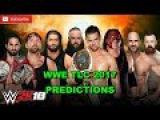 WWE TLC 2017 The Shield vs. Braun Strowman, The Miz, Kane, Cesaro &amp Sheamus TLC Match WWE 2K18
