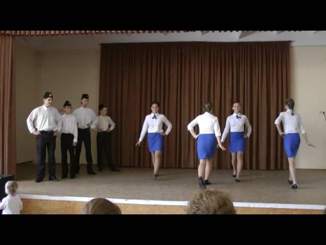 Фестиваль танца 2015 - Первым делом самолеты - Школа 15 - Севастополь