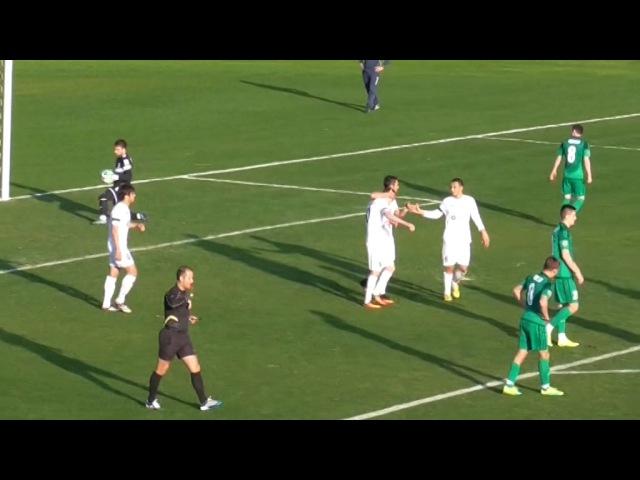 Sumqayıt FK Atırau yoxlama oyunu Antalya