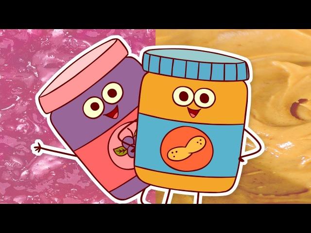 Peanut Butter Jelly   Kids Songs   Super Simple Songs