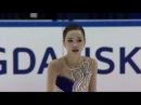 Eunsoo LIM KOR Ladies Free Skating GDANSK 2017