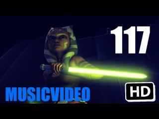 Клип-''Обратная сторона Луны''STARWARS(MusicVideo)117