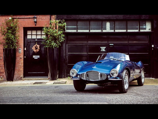 Aston Martin DB24 Bertone Spider LML505 1953