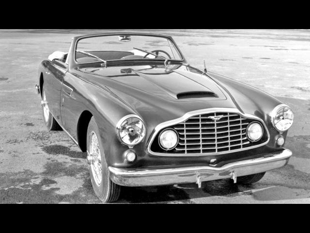 Aston Martin DB24 Drophead Coupe LML504 1953