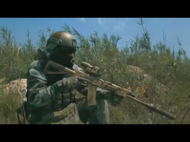Тренировка ССО в Сирии | SOF RUS Training