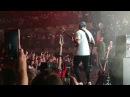Хаски поёт трек Фэйса «Мне похуй» на первом сольном концерте