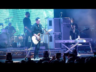 PLACEBO: band introduction + Too Many Friends (Live in Riga, Latvia on October 22, 2016)
