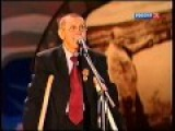 Валерий Золотухин  Прощание с пехотой Концерт, посвященный Юрию Визбору