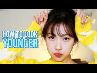 [Eng/Chn/Thai] How To Look Younger makeup 동안(12월 32일) 메이크업 l 이사배(Risabae Makeup)