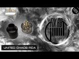 Доброе утро №99 | кофе и UNITED CHAOS RDA V.2 by United Machining LLC | LIVE 08.03.17| 11:20 MCK