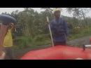 Рафтинг на Бали. Часть 1