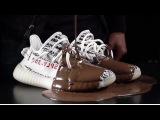 Yeezy boost 350 v2 zebra vs Milkshake – Crep protect Extreme test