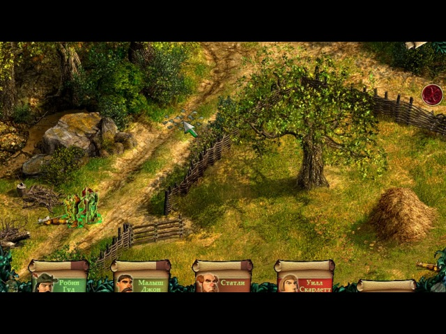 Робин Гуд. Легенда Шервуда - Robin Hood: The Legend of Sherwood - прохождение - ограбление 9