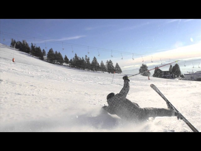Protecting Your Knees While Skiing