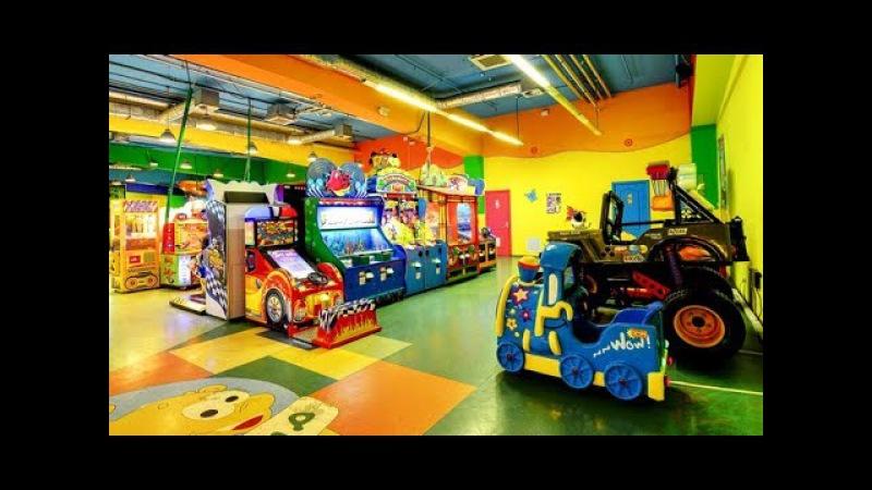 Развлекательный центр для детей Игроленд Одесса Видео для детей